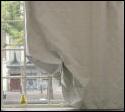 Hannah Allijn Faced Curtain Project