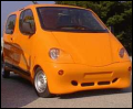 the compressed air fueled car