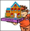 house delivery front image