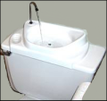 Sinkpositive - the sink that fills the flush-tank